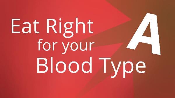 Sức khỏe người nhóm máu A