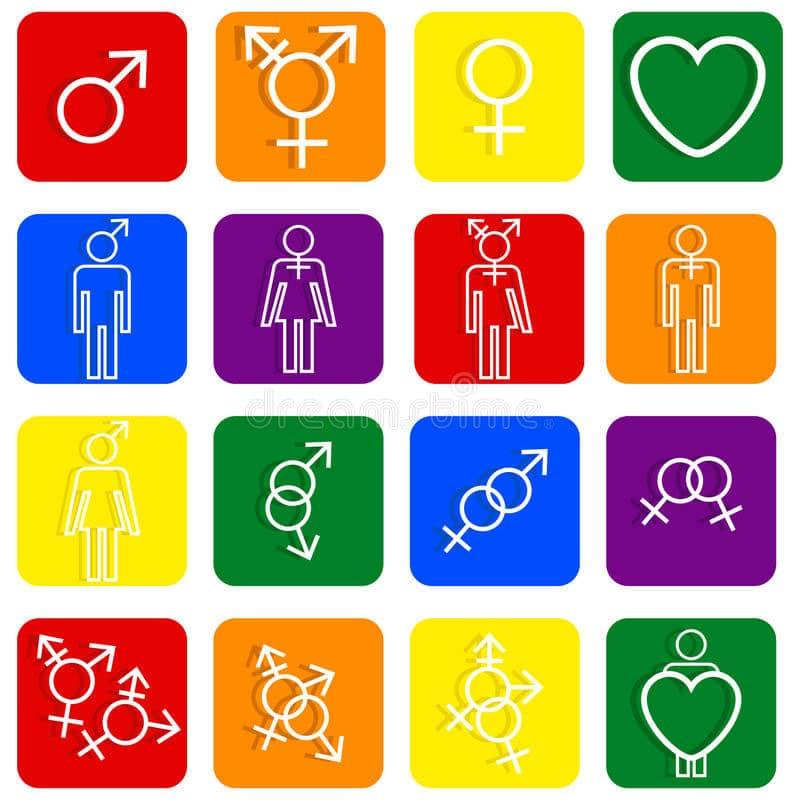 Các thuật ngữ về LGBT