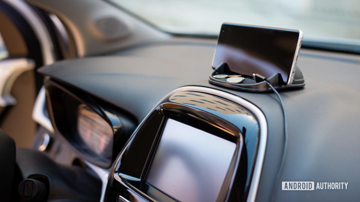 Đánh giá Loncaster Silicone Car Holder 4