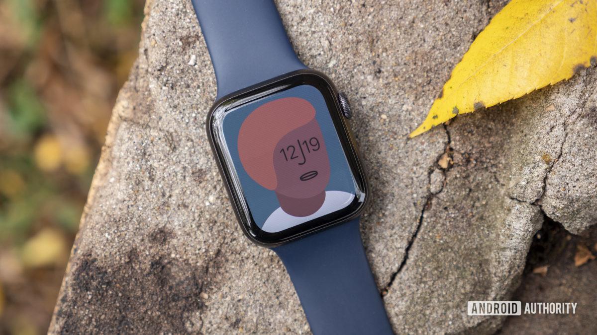 Apple Watch series 6 đánh giá mặt đồng hồ nghệ sĩ 4