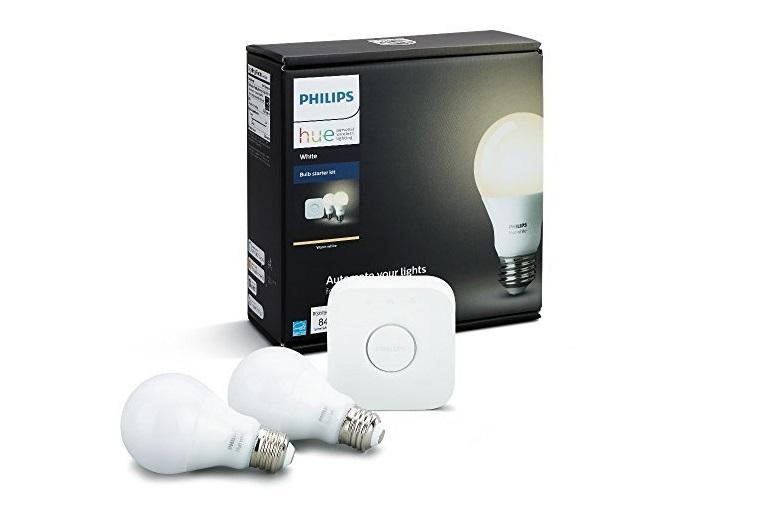 Bộ khởi động bóng đèn thông minh Philips A19 Sản phẩm nhà thông minh Alexa