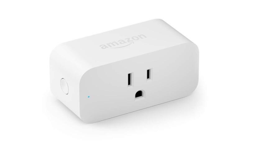 Một thiết bị Amazon Smart Plug Alexa
