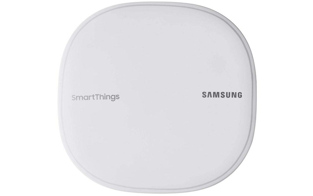 bộ định tuyến smartthings