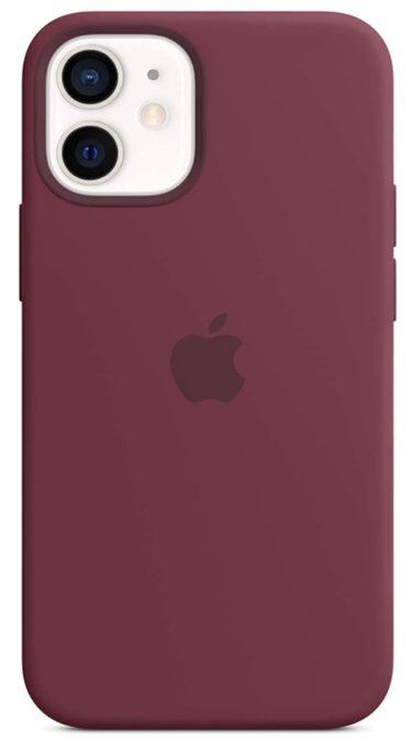 ốp lưng silicon mini cho iphone 12
