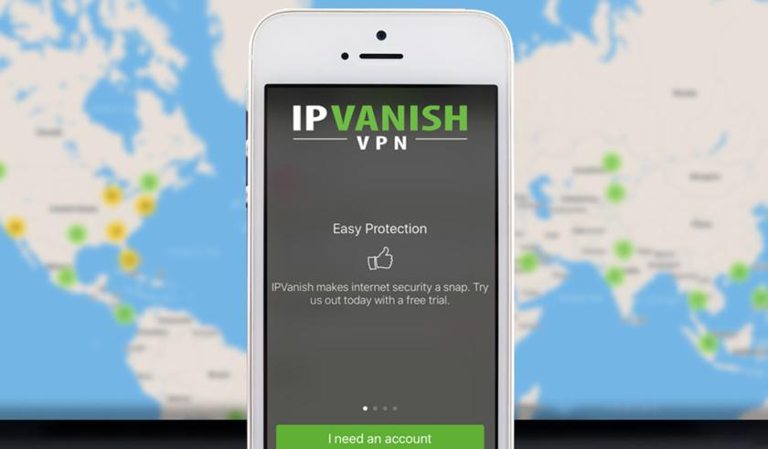VPN tốt nhất cho Fire Stick - IPVanish