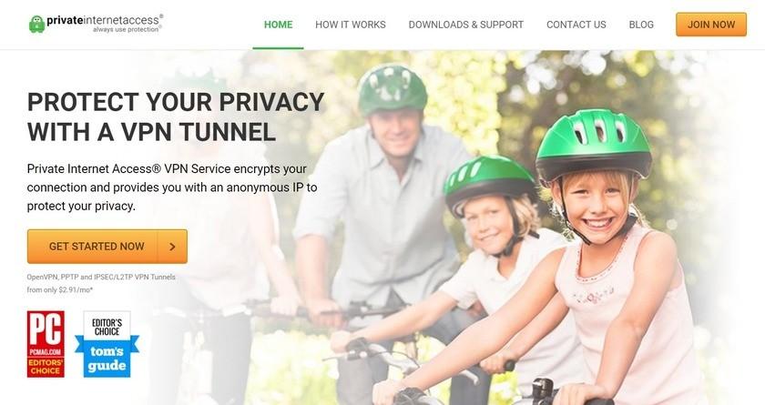 PIA VPN cho Fire Stick