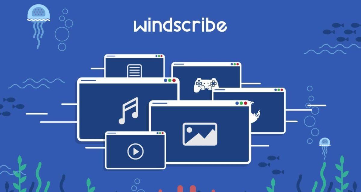 Windscribe - VPN miễn phí tốt nhất cho que cứu hỏa