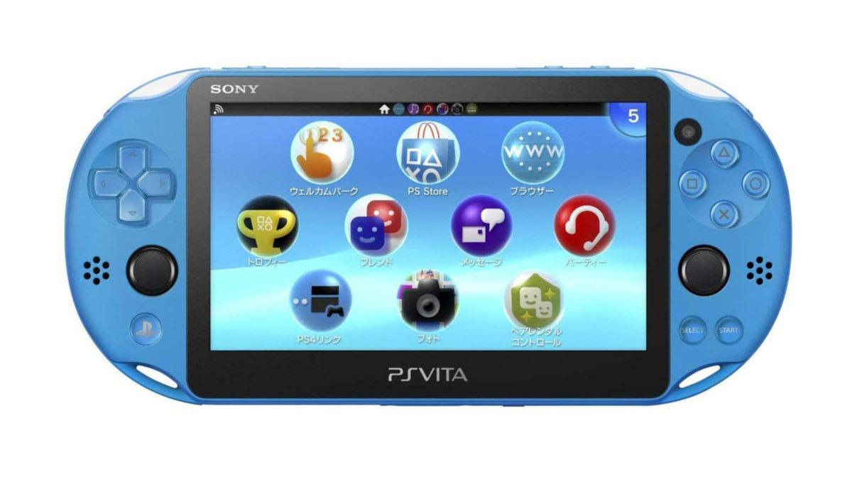 Sony PlayStation Vita render - một trong những máy chơi game cầm tay tốt nhất