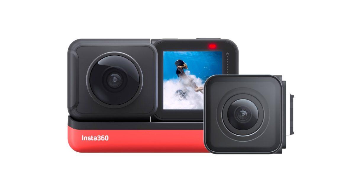 camera hành động tốt nhất insta360 one r