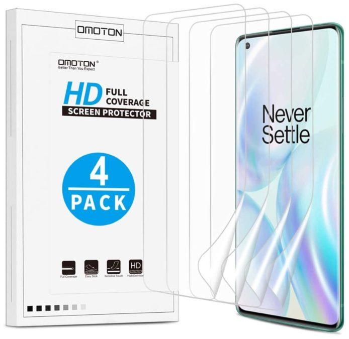 Oneplus 8 pro omoton bảo vệ màn hình