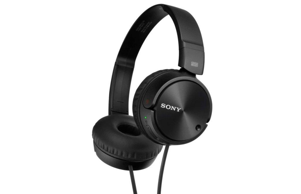 tai nghe khử tiếng ồn tốt nhất dưới 100 sony mdrzx110nc