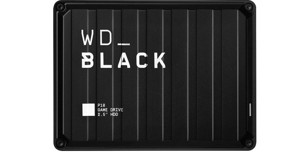 wd đen p10