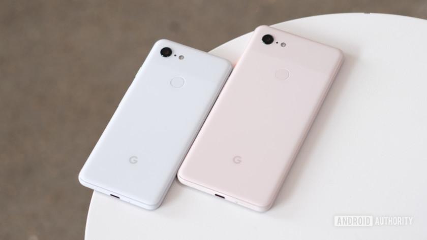 Google Pixel 3 và Pixel 3 XL