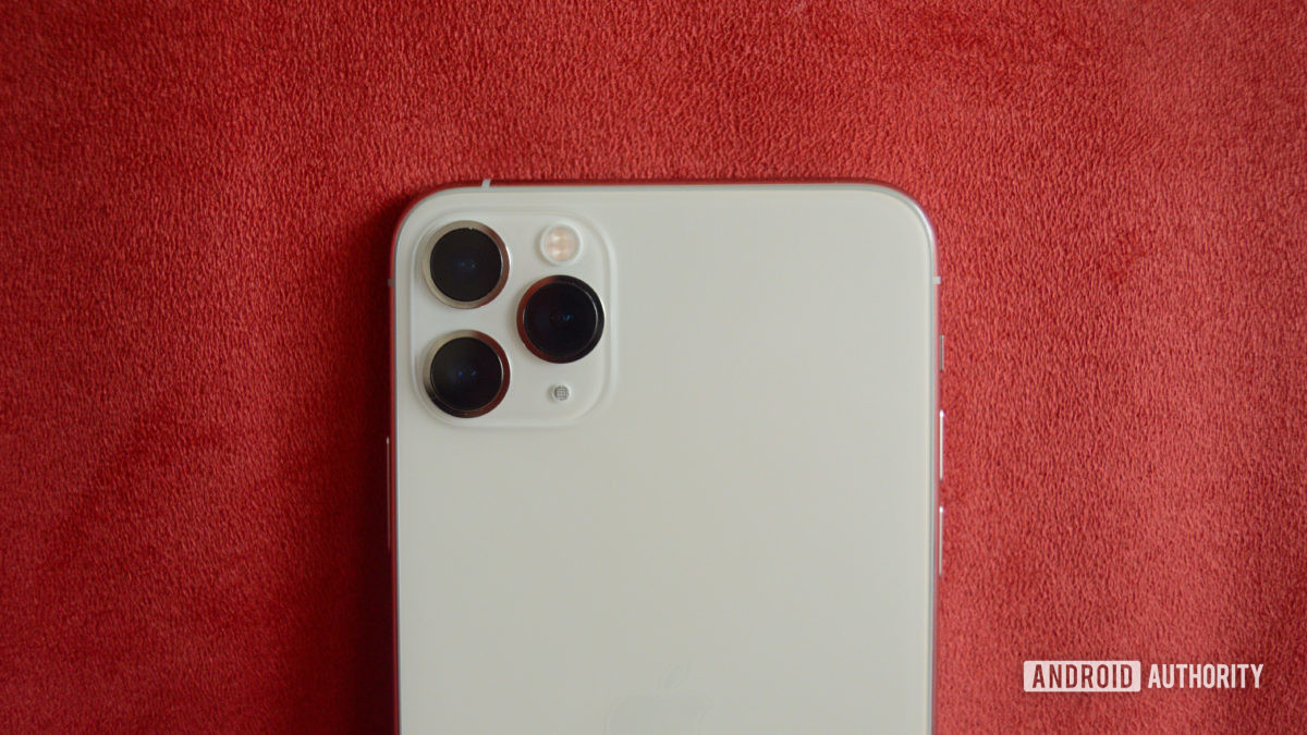 Máy ảnh iPhone 11 Pro Max