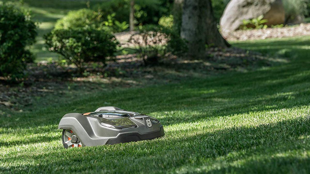 Máy cắt cỏ robot Husqvarna Automower 430x