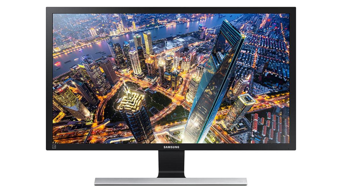 Samsung 28 inch UE570 - màn hình 4K giá rẻ