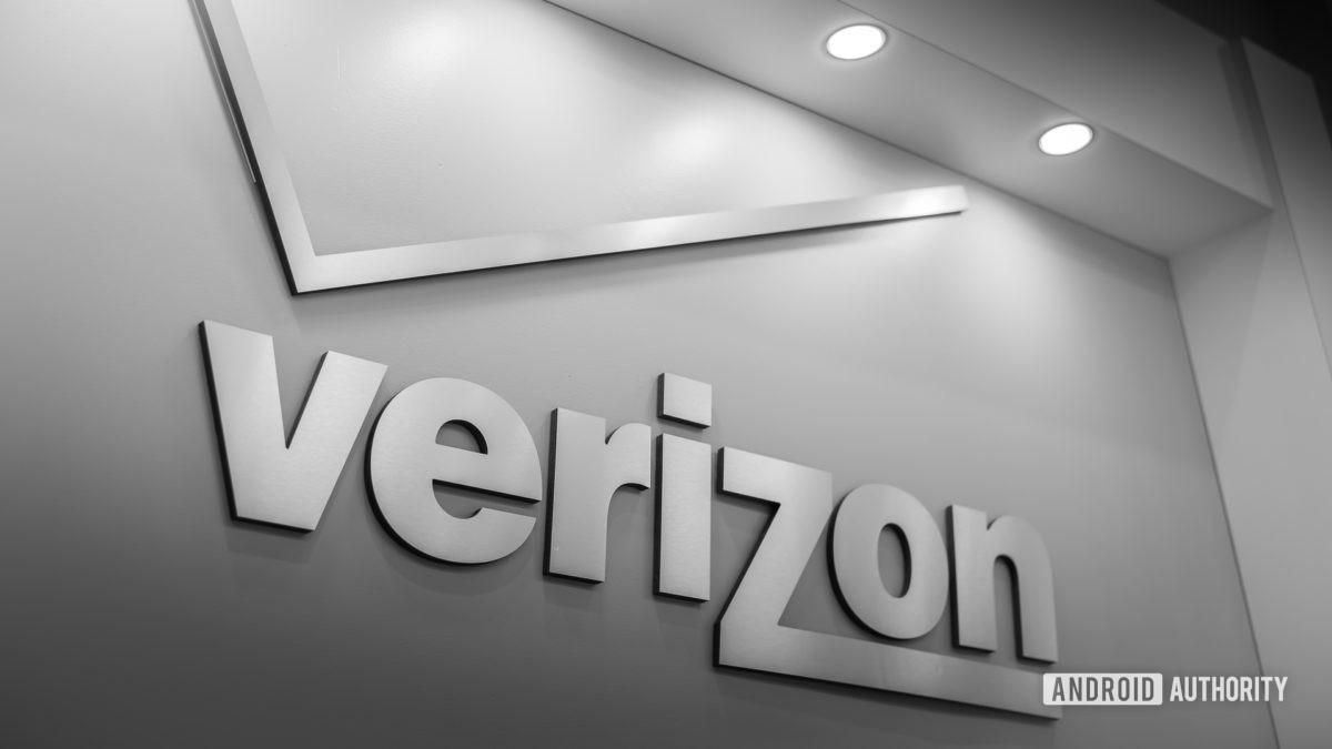 Hình ảnh lưu trữ logo Verizon Wireless 6
