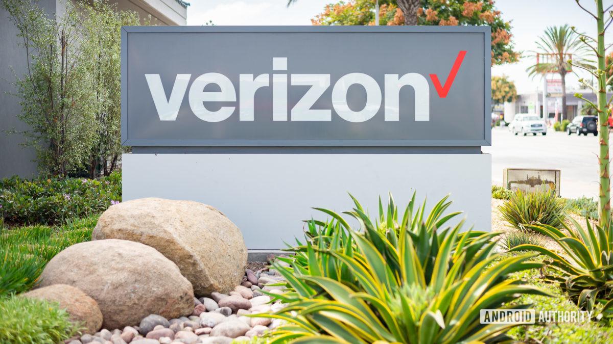 Các giao dịch của Verizon Logo không dây hình ảnh 7