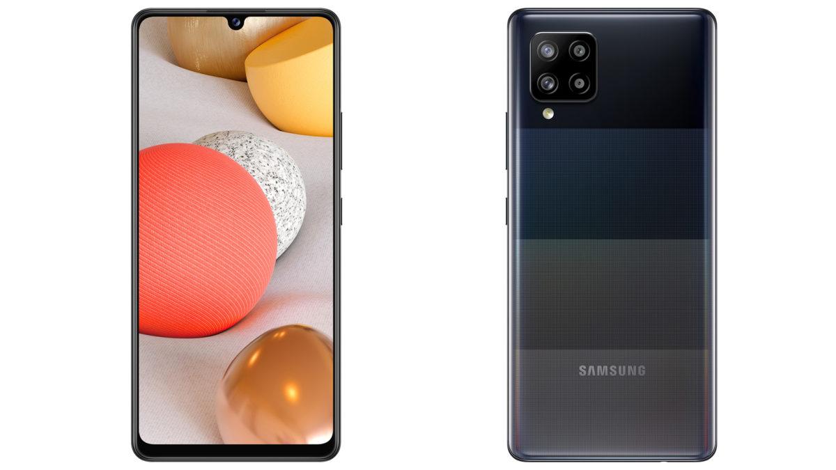 Samsung Galaxy A42 5G chính thức
