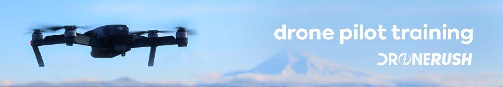 Drone Rush Drone Phi công đào tạo biểu ngữ Phi công-Đào tạo-Biểu ngữ