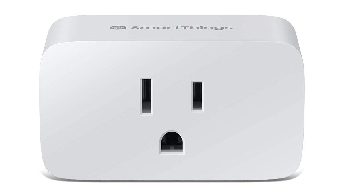 Samsung SmartThings Wi Fi Smart Plug