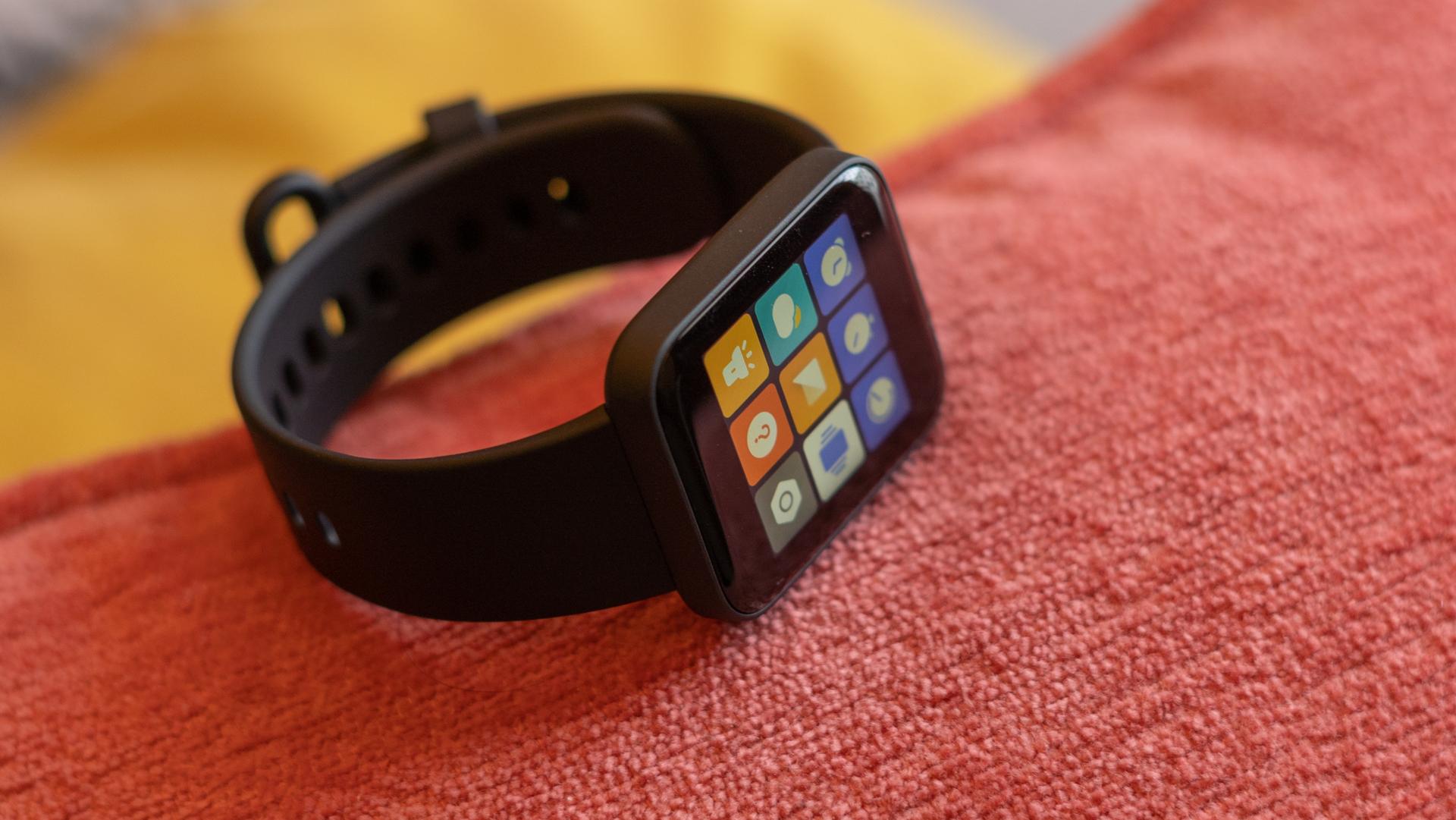 Ngăn kéo ứng dụng Redmi Watch