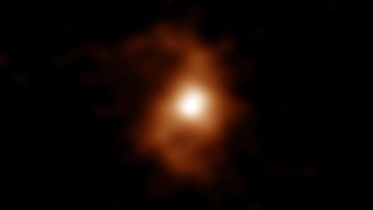 Một thiên hà xoắn ốc cũ hơn chúng ta nghĩ trước đây là có thể