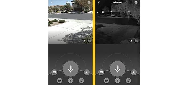 So sánh chế độ ngày và đêm của camera an ninh