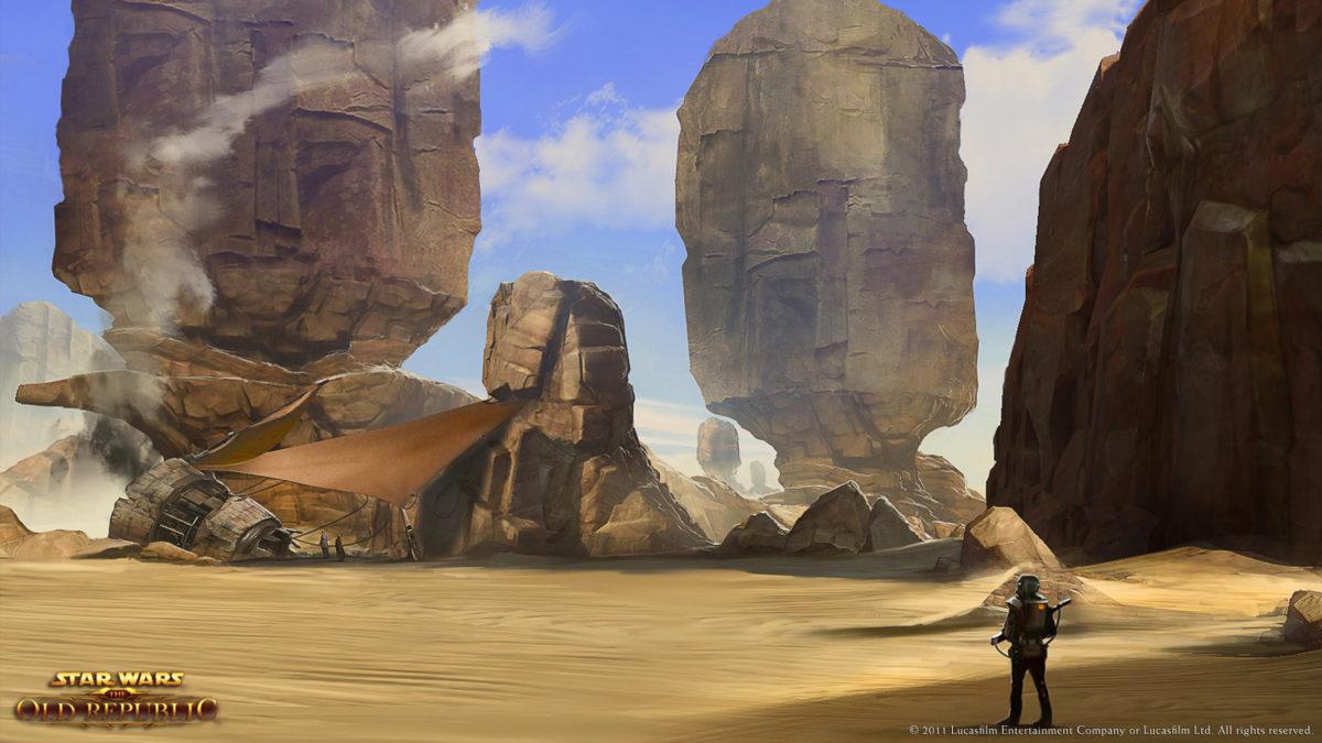 Star Wars The Old Republic - MMORPG miễn phí hay nhất