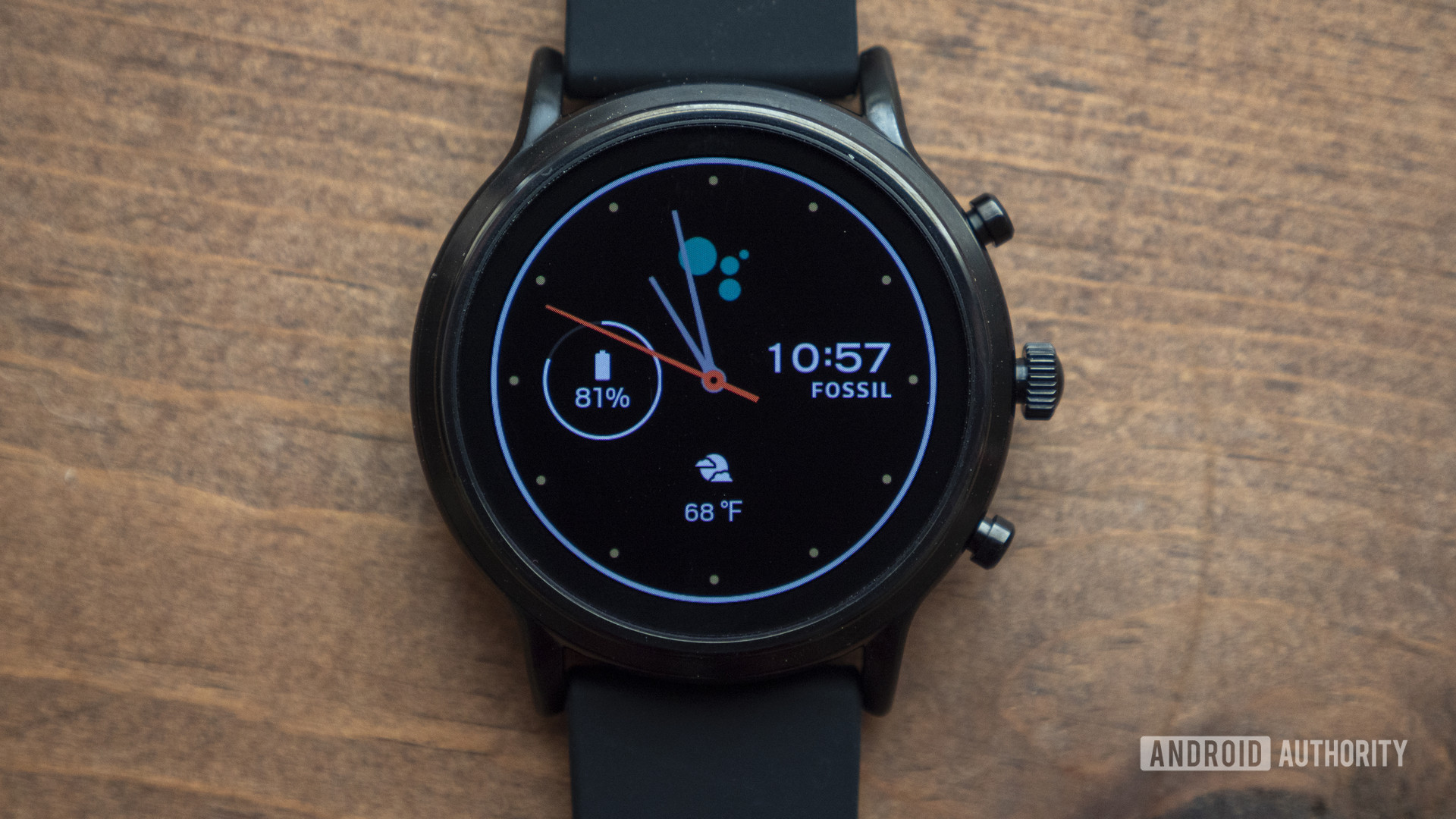 Đánh giá đồng hồ thông minh Fossil gen 5 mặt đồng hồ hiển thị 5