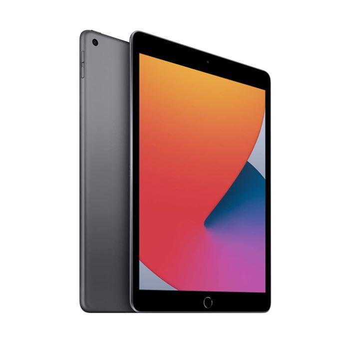Hình ảnh báo chí mới nhất của Apple iPad Space Grey thế hệ thứ 8