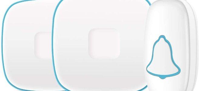 quả tạ không dây với thiết kế màu trắng và xanh