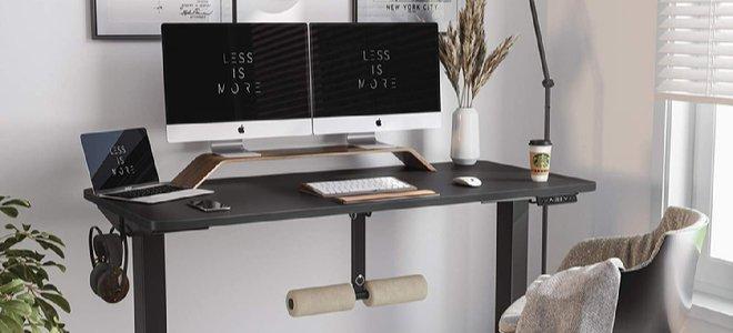 bàn đứng trong văn phòng tại nhà