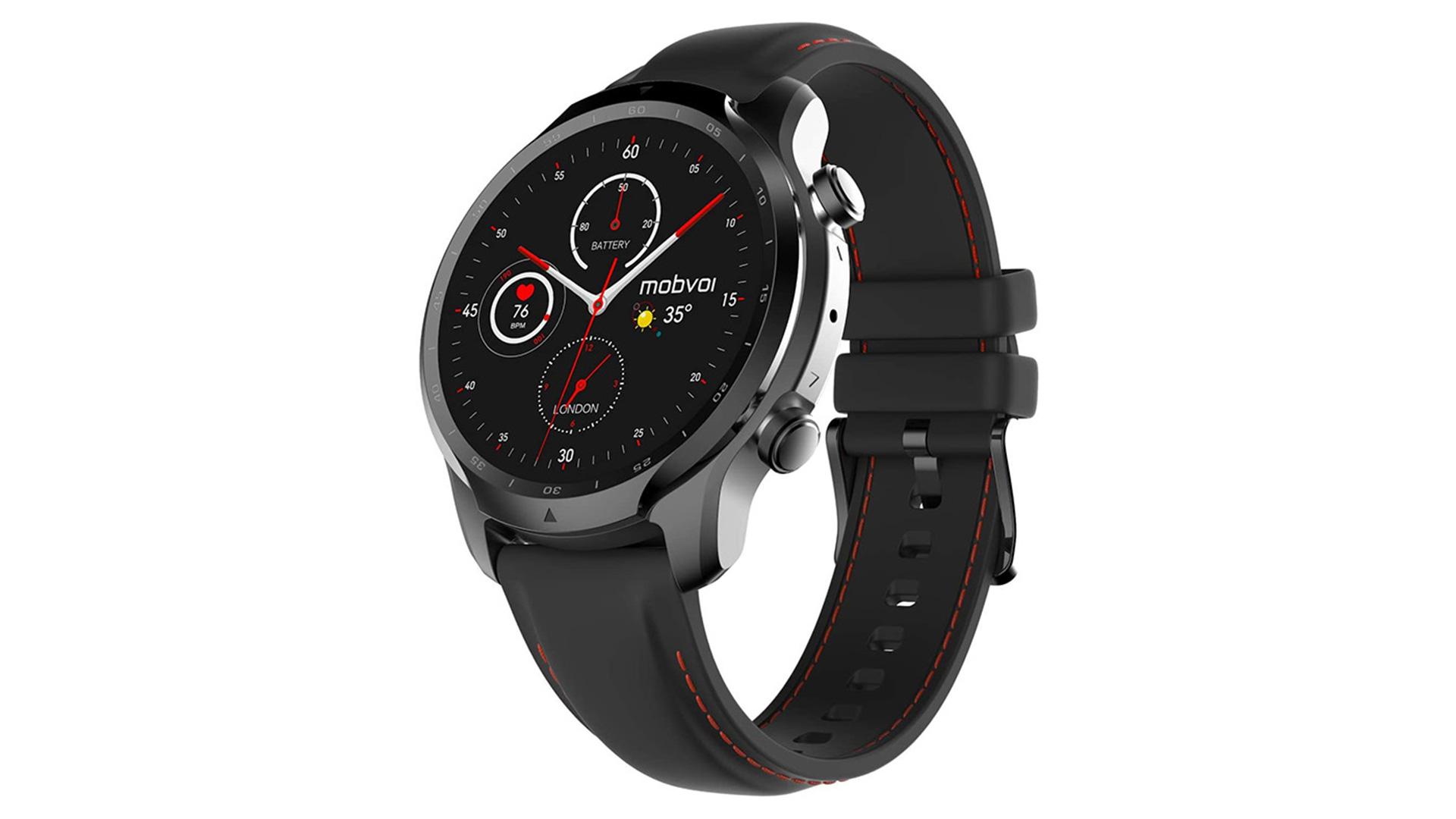 đồng hồ thông minh mobvoi ticwatch 3 pro
