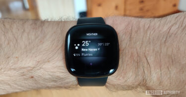 Fitbit Versa 3 Review Weather App