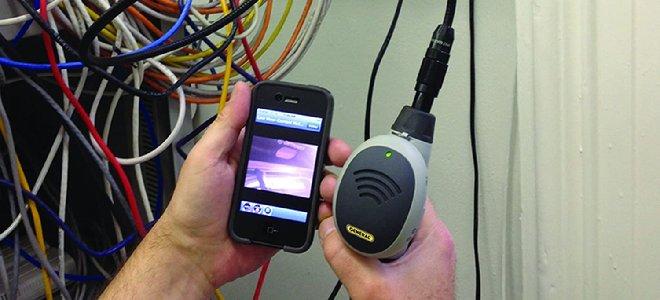 thiết bị cấp dữ liệu video cầm tay