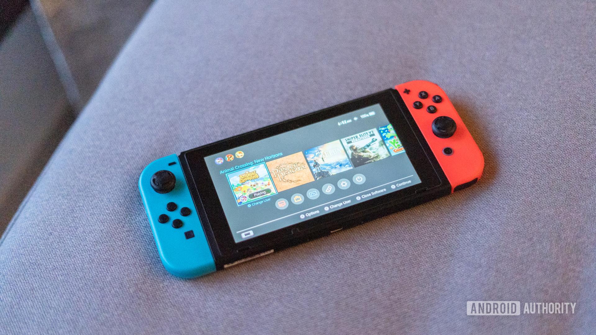 PlayStation 4 và Nintendo Switch 10