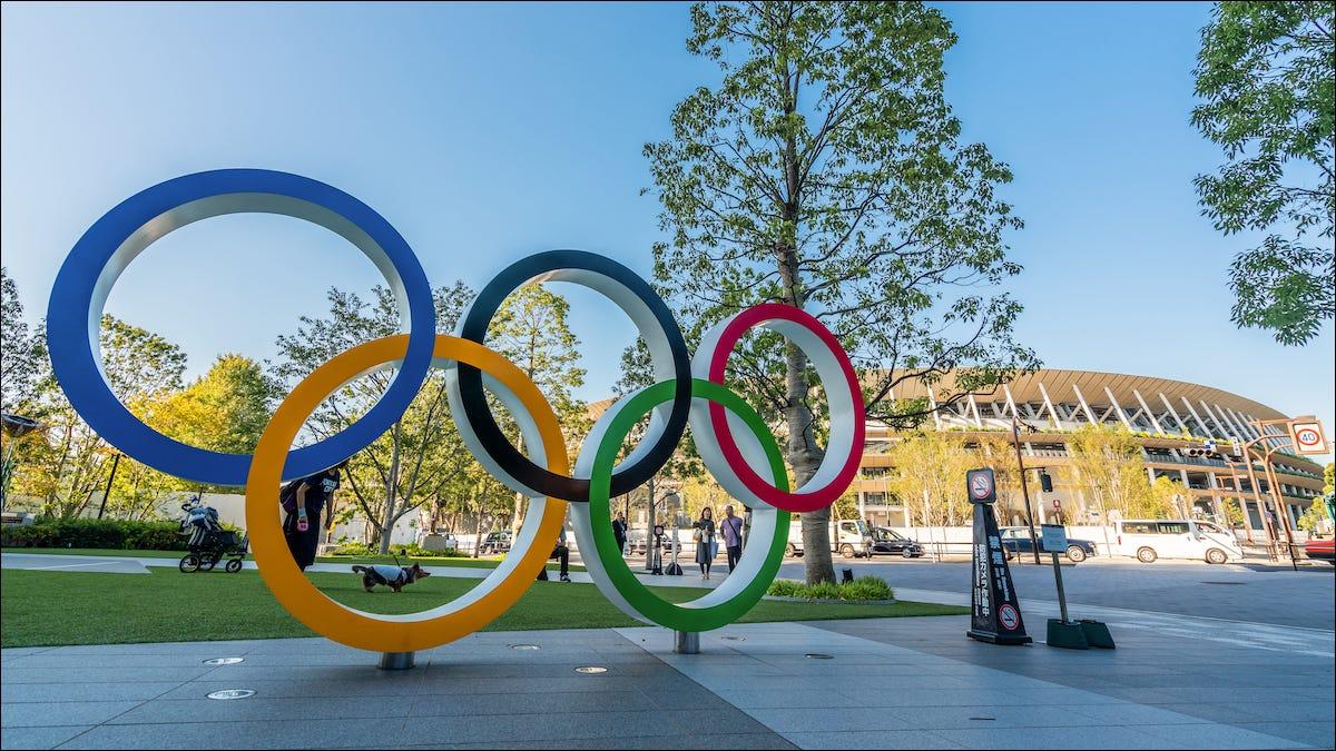 Thế vận hội đổ chuông ở Tokyo Nhật Bản