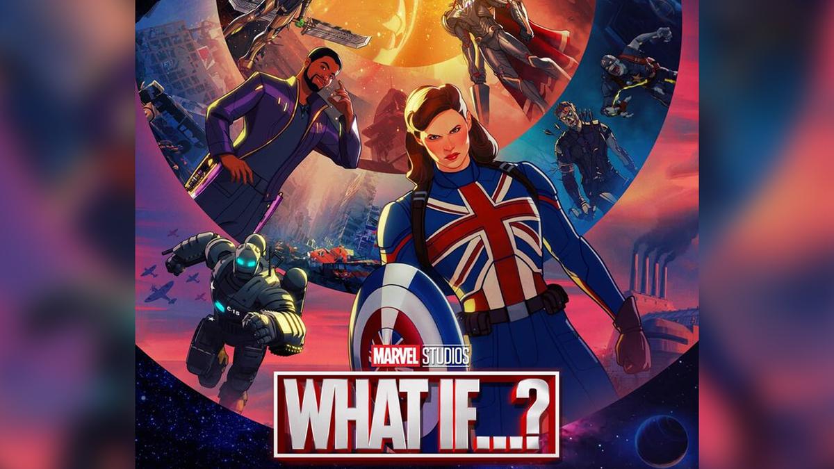 Biểu ngữ cho Điều gì xảy ra nếu của Marvel